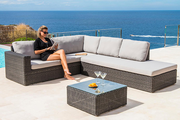 Gut Koldingen | Lounge Gartenmöbel